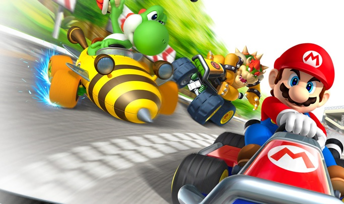mario kart 7 track list announced save