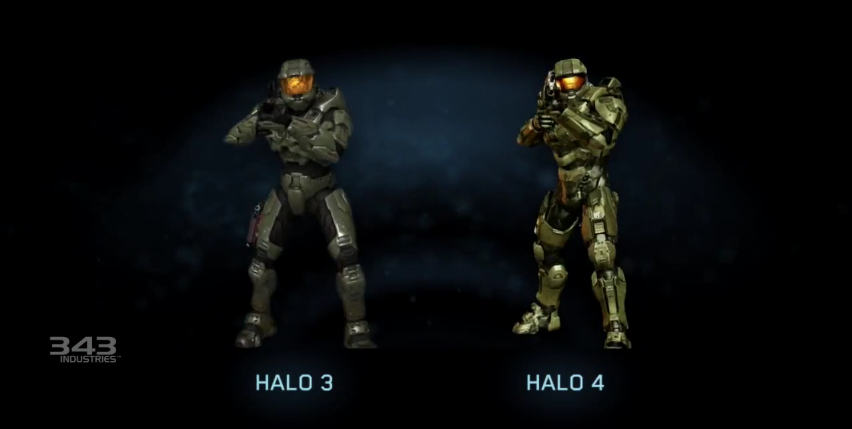 Halo 4 First Look Save Game