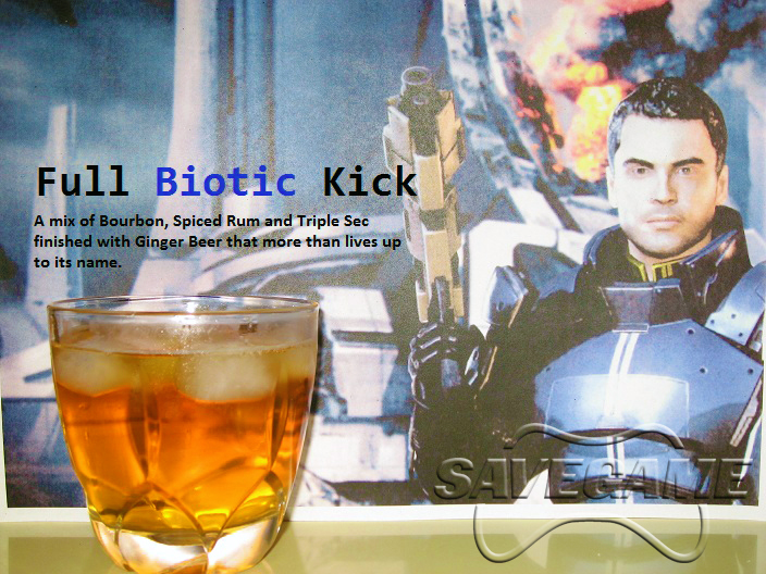 Full Biotic Kick (Kaiden)