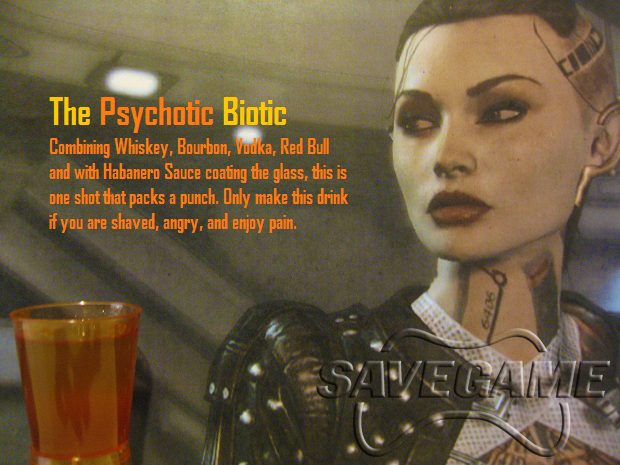 The Psychotic Biotic (Jack)