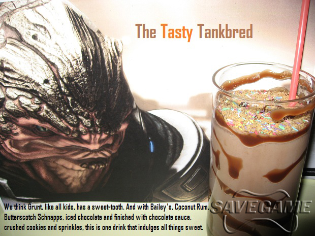 The Tasty Tankbred (Grunt)