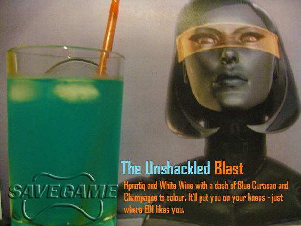The Unshackled Blast (EDI)