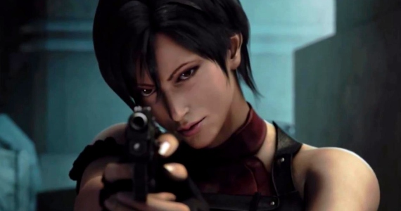 Ada Wong Confirmed As Playable Character In Resident Evil 6 Save Game