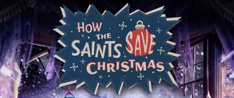 Saints-Christmas