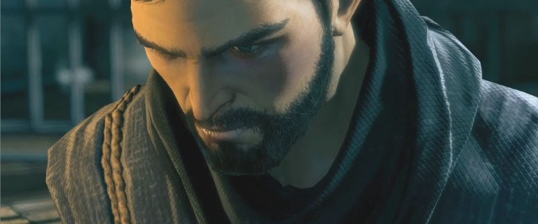 Bruce Wayne grows a beard in the Arkham Origins Initiation launch trailer