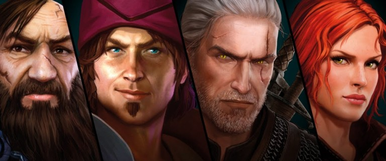 The Witcher is coming to tabletops and tablets
