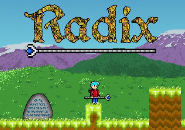 Radix-1