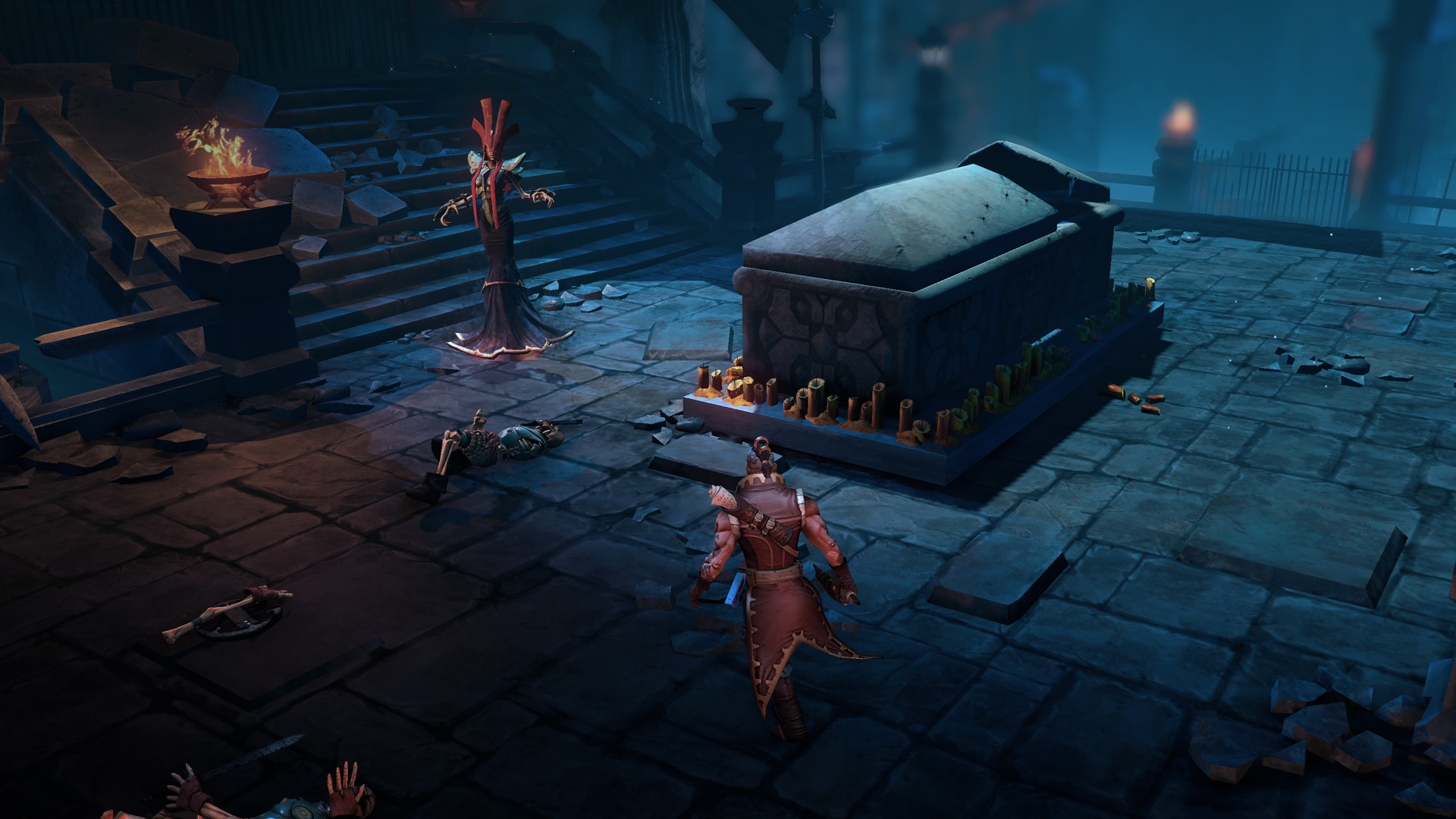 Hand of Fate Combat