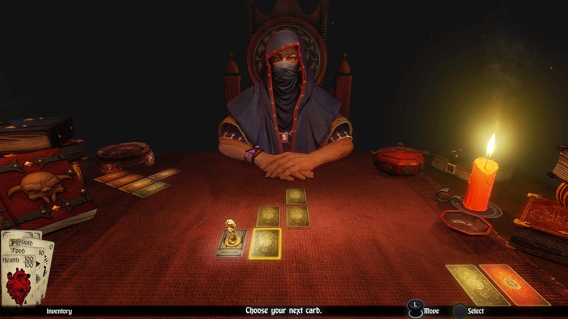 Hand of Fate Dealer