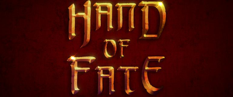 Hand of Fate Logo