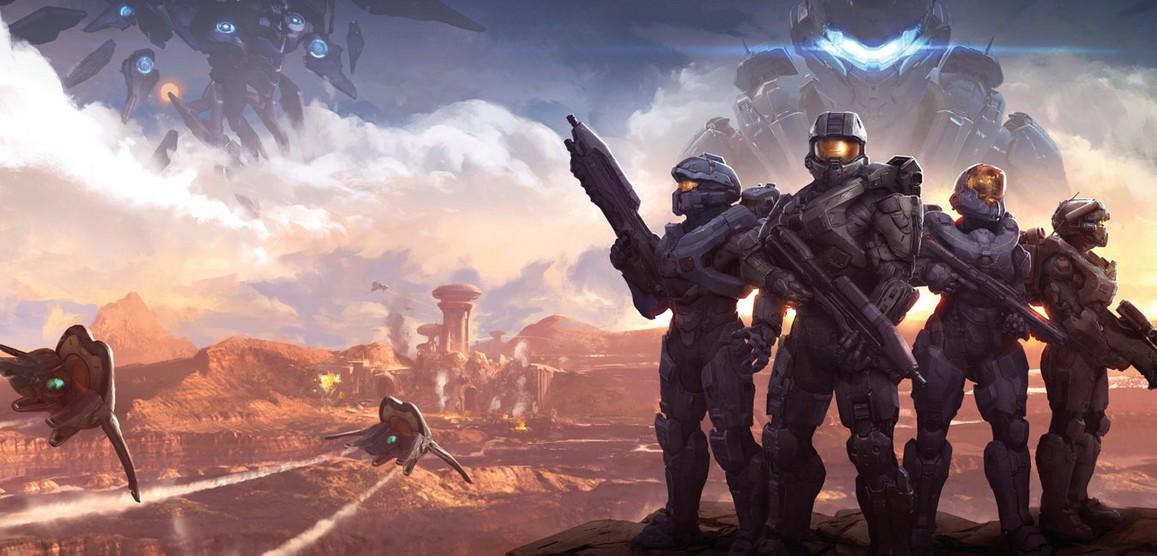 Halo 5 Game Informer
