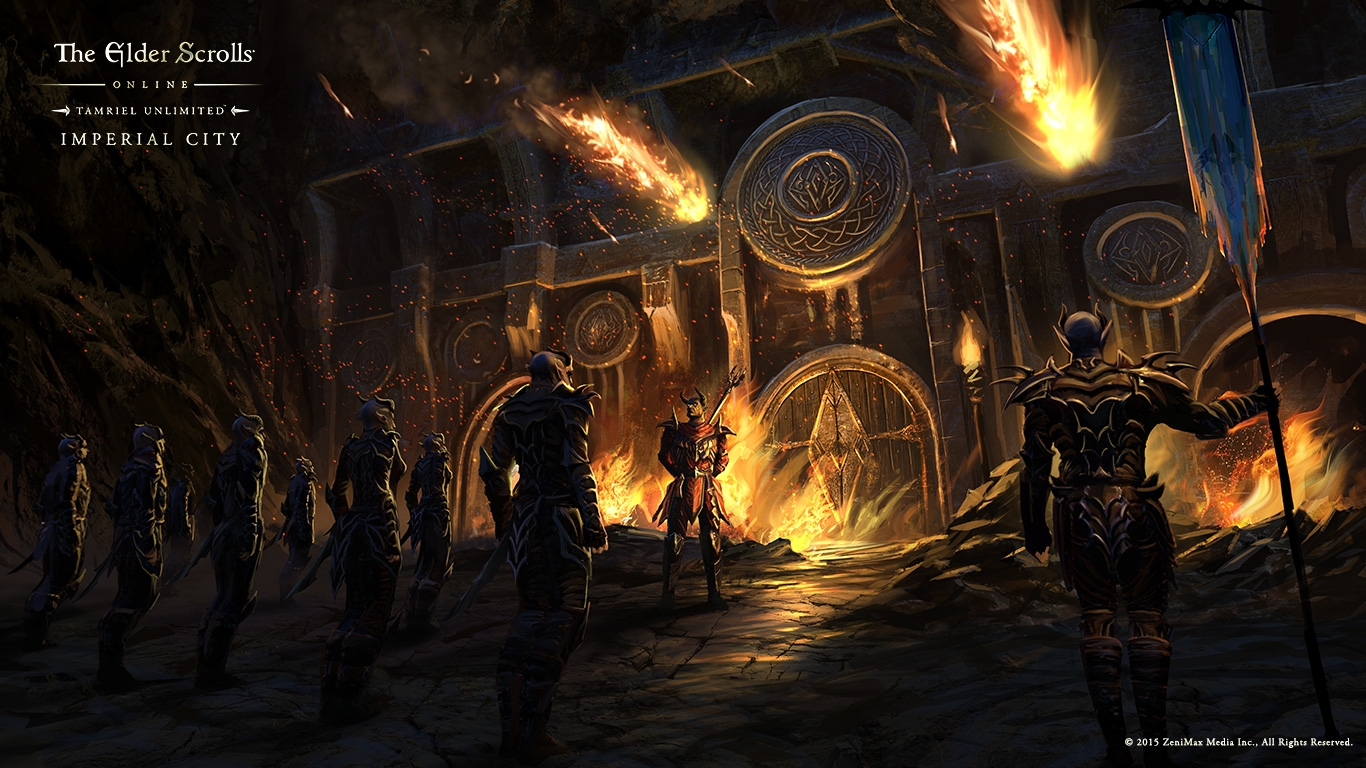 Imperial City: ESO