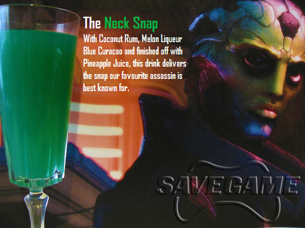 The Neck Snap (Thane)